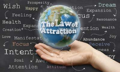 manifestation and law of attraction
