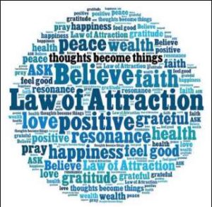 Believe in the Law of Attraction and you cannot fail.